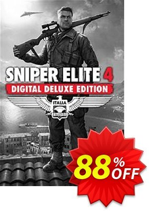 Sniper Elite 4 Deluxe Edition PC discount coupon Sniper Elite 4 Deluxe Edition PC Deal - Sniper Elite 4 Deluxe Edition PC Exclusive offer for iVoicesoft