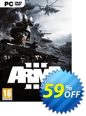 Arma 3 PC discount coupon Arma 3 PC Deal - Arma 3 PC Exclusive offer for iVoicesoft