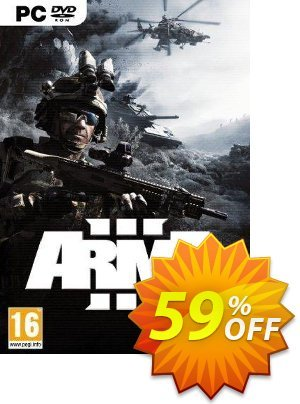 Arma 3 PC Coupon, discount Arma 3 PC Deal. Promotion: Arma 3 PC Exclusive offer for iVoicesoft