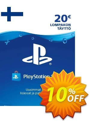 Playstation Network (PSN) Card 20 EUR (Finland) discount coupon Playstation Network (PSN) Card 20 EUR (Finland) Deal - Playstation Network (PSN) Card 20 EUR (Finland) Exclusive offer for iVoicesoft