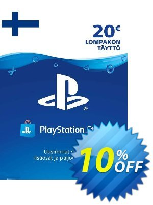 Playstation Network (PSN) Card 20 EUR (Finland) Coupon discount Playstation Network (PSN) Card 20 EUR (Finland) Deal - Playstation Network (PSN) Card 20 EUR (Finland) Exclusive offer for iVoicesoft