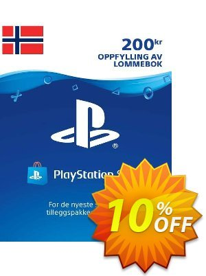 Playstation Network (PSN) Card 200 NOK (Norway) discount coupon Playstation Network (PSN) Card 200 NOK (Norway) Deal - Playstation Network (PSN) Card 200 NOK (Norway) Exclusive offer for iVoicesoft