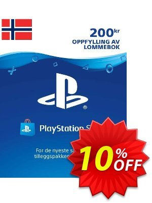 Playstation Network (PSN) Card 200 NOK (Norway) Coupon discount Playstation Network (PSN) Card 200 NOK (Norway) Deal - Playstation Network (PSN) Card 200 NOK (Norway) Exclusive offer for iVoicesoft