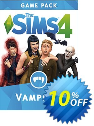 The Sims 4 - Vampires Game Pack PC Coupon discount The Sims 4 - Vampires Game Pack PC Deal - The Sims 4 - Vampires Game Pack PC Exclusive offer for iVoicesoft