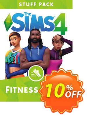 The Sims 4 - Fitness Stuff Pack PC 프로모션 코드 The Sims 4 - Fitness Stuff Pack PC Deal 프로모션: The Sims 4 - Fitness Stuff Pack PC Exclusive offer for iVoicesoft