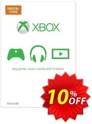 Microsoft Gift Card - $25 (Xbox One/360) Coupon discount Microsoft Gift Card - $25 (Xbox One/360) Deal. Promotion: Microsoft Gift Card - $25 (Xbox One/360) Exclusive offer for iVoicesoft
