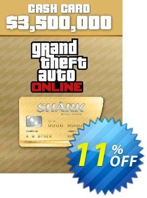 GTA V 5 Whale Shark Cash Card - Xbox One Digital Code discount coupon GTA V 5 Whale Shark Cash Card - Xbox One Digital Code Deal - GTA V 5 Whale Shark Cash Card - Xbox One Digital Code Exclusive offer for iVoicesoft