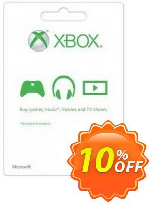 Microsoft Gift Card - £40 (Xbox One/360) discount coupon Microsoft Gift Card - £40 (Xbox One/360) Deal - Microsoft Gift Card - £40 (Xbox One/360) Exclusive offer for iVoicesoft