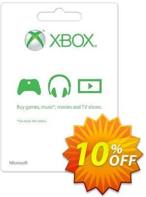 Microsoft Gift Card - £50 (Xbox One/360) discount coupon Microsoft Gift Card - £50 (Xbox One/360) Deal - Microsoft Gift Card - £50 (Xbox One/360) Exclusive offer for iVoicesoft