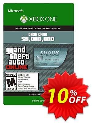 GTA V 5 Megalodon Shark Cash Card - Xbox One Digital Code discount coupon GTA V 5 Megalodon Shark Cash Card - Xbox One Digital Code Deal - GTA V 5 Megalodon Shark Cash Card - Xbox One Digital Code Exclusive offer for iVoicesoft