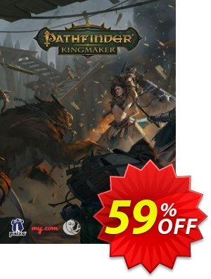 Pathfinder Kingmaker PC Coupon, discount Pathfinder Kingmaker PC Deal. Promotion: Pathfinder Kingmaker PC Exclusive offer for iVoicesoft