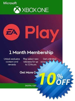 EA Access - 1 Month Subscription (Xbox One) discount coupon EA Access - 1 Month Subscription (Xbox One) Deal - EA Access - 1 Month Subscription (Xbox One) Exclusive offer for iVoicesoft