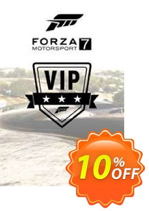Forza Motorsport 7 VIP: Membership Xbox One/PC discount coupon Forza Motorsport 7 VIP: Membership Xbox One/PC Deal - Forza Motorsport 7 VIP: Membership Xbox One/PC Exclusive offer for iVoicesoft