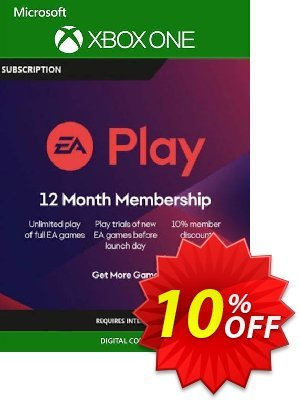 EA Access - 12 Month Subscription (Xbox One) discount coupon EA Access - 12 Month Subscription (Xbox One) Deal - EA Access - 12 Month Subscription (Xbox One) Exclusive offer for iVoicesoft