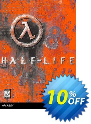 Half Life PC Coupon, discount Half Life PC Deal. Promotion: Half Life PC Exclusive offer for iVoicesoft
