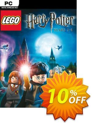 Lego Harry Potter: Episodes 1-4 (PC) Coupon, discount Lego Harry Potter: Episodes 1-4 (PC) Deal. Promotion: Lego Harry Potter: Episodes 1-4 (PC) Exclusive offer for iVoicesoft