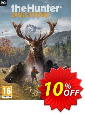 The Hunter Call of the Wild PC 프로모션 코드 The Hunter Call of the Wild PC Deal 프로모션: The Hunter Call of the Wild PC Exclusive offer for iVoicesoft