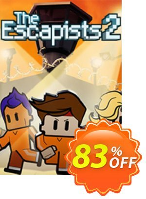 The Escapists 2 PC Coupon discount The Escapists 2 PC Deal - The Escapists 2 PC Exclusive offer for iVoicesoft