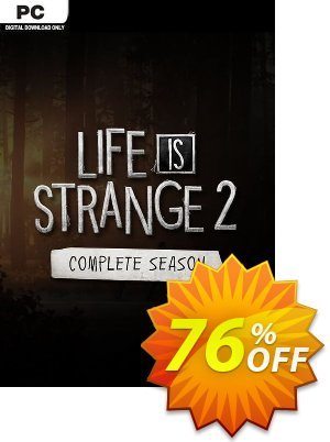 Life Is Strange 2 Complete Season PC + DLC Coupon, discount Life Is Strange 2 Complete Season PC + DLC Deal. Promotion: Life Is Strange 2 Complete Season PC + DLC Exclusive offer for iVoicesoft