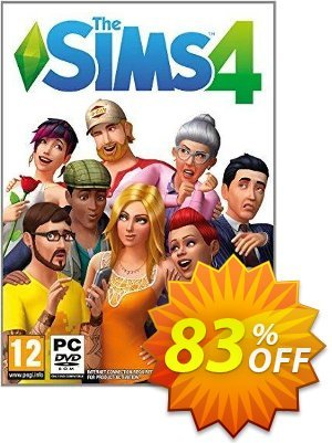 The Sims 4 - Standard Edition PC/Mac 프로모션 코드 The Sims 4 - Standard Edition PC/Mac Deal 프로모션: The Sims 4 - Standard Edition PC/Mac Exclusive offer for iVoicesoft