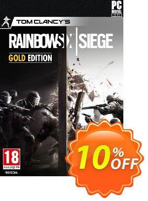 Tom Clancys Rainbow Six Siege Gold Edition PC 프로모션 코드 Tom Clancys Rainbow Six Siege Gold Edition PC Deal 프로모션: Tom Clancys Rainbow Six Siege Gold Edition PC Exclusive offer for iVoicesoft