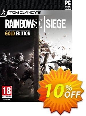 Tom Clancys Rainbow Six Siege Gold Edition PC discount coupon Tom Clancys Rainbow Six Siege Gold Edition PC Deal - Tom Clancys Rainbow Six Siege Gold Edition PC Exclusive offer for iVoicesoft