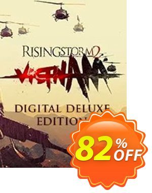Rising Storm 2: Vietnam Digital Deluxe Edition PC Coupon, discount Rising Storm 2: Vietnam Digital Deluxe Edition PC Deal. Promotion: Rising Storm 2: Vietnam Digital Deluxe Edition PC Exclusive offer for iVoicesoft