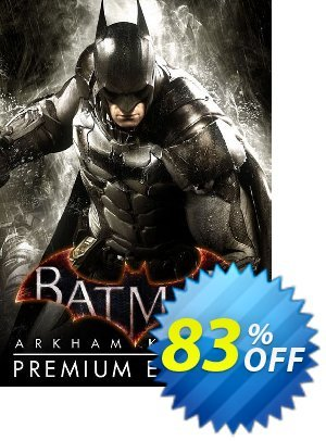 Batman: Arkham Knight Premium Edition PC Coupon, discount Batman: Arkham Knight Premium Edition PC Deal. Promotion: Batman: Arkham Knight Premium Edition PC Exclusive offer for iVoicesoft