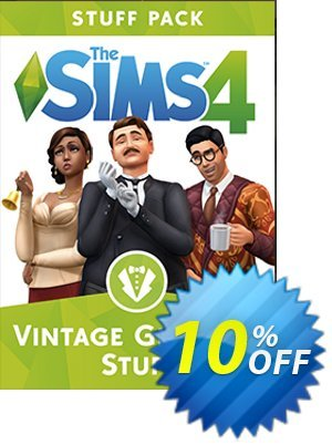 The Sims 4 - Vintage Glamour Stuff PC discount coupon The Sims 4 - Vintage Glamour Stuff PC Deal - The Sims 4 - Vintage Glamour Stuff PC Exclusive offer for iVoicesoft