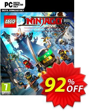 The Lego Ninjago Movie Video Game PC割引コード・The Lego Ninjago Movie Video Game PC Deal キャンペーン:The Lego Ninjago Movie Video Game PC Exclusive offer for iVoicesoft