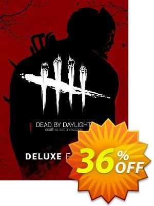 Dead by Daylight Deluxe PC Coupon, discount Dead by Daylight Deluxe PC Deal. Promotion: Dead by Daylight Deluxe PC Exclusive offer for iVoicesoft