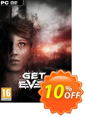 Get Even PC Coupon, discount Get Even PC Deal. Promotion: Get Even PC Exclusive offer for iVoicesoft