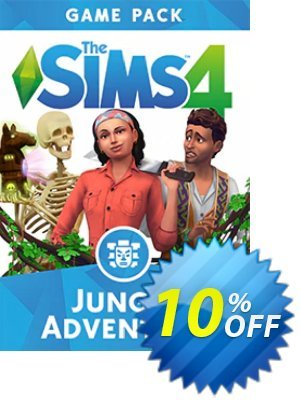 The Sims 4 - Jungle Adventure Game Pack PC discount coupon The Sims 4 - Jungle Adventure Game Pack PC Deal - The Sims 4 - Jungle Adventure Game Pack PC Exclusive offer for iVoicesoft