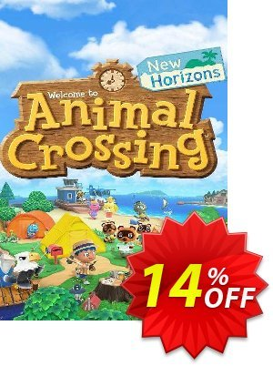 Animal Crossing: New Horizons Switch Coupon discount Animal Crossing: New Horizons Switch Deal