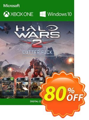Halo Wars 2 Cutter Pack DLC Xbox One / PC discount coupon Halo Wars 2 Cutter Pack DLC Xbox One / PC Deal - Halo Wars 2 Cutter Pack DLC Xbox One / PC Exclusive offer for iVoicesoft