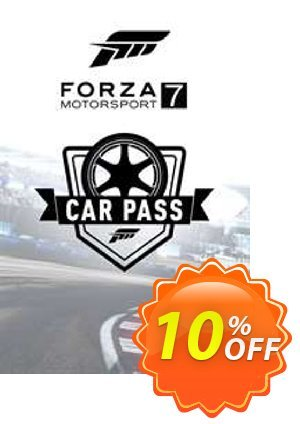 Forza Motorsport 7: Car Pass Xbox One/PC discount coupon Forza Motorsport 7: Car Pass Xbox One/PC Deal - Forza Motorsport 7: Car Pass Xbox One/PC Exclusive offer for iVoicesoft