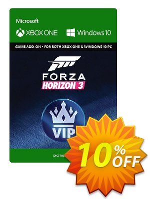 Forza Horizon 3 VIP Xbox One/PC discount coupon Forza Horizon 3 VIP Xbox One/PC Deal - Forza Horizon 3 VIP Xbox One/PC Exclusive offer for iVoicesoft