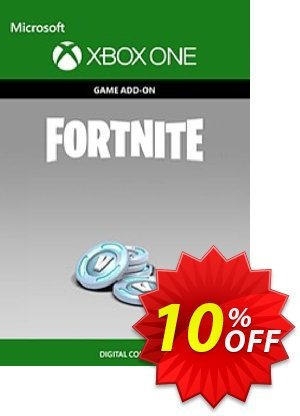 Fortnite - 1000 V-Bucks Xbox One discount coupon Fortnite - 1000 V-Bucks Xbox One Deal - Fortnite - 1000 V-Bucks Xbox One Exclusive offer for iVoicesoft