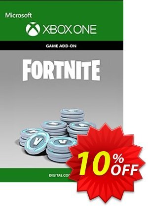 Fortnite - 6,000 (1,500 Bonus) V-Bucks Xbox One discount coupon Fortnite - 6,000 (1,500 Bonus) V-Bucks Xbox One Deal - Fortnite - 6,000 (1,500 Bonus) V-Bucks Xbox One Exclusive offer for iVoicesoft