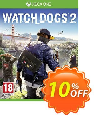 Watch Dogs 2 Xbox One discount coupon Watch Dogs 2 Xbox One Deal - Watch Dogs 2 Xbox One Exclusive offer for iVoicesoft