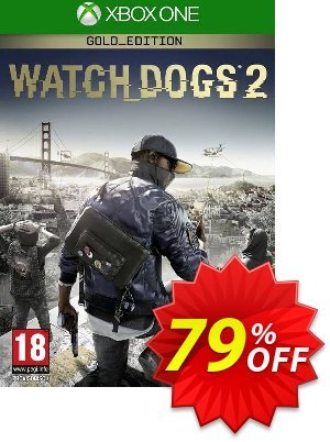 Watch Dogs 2 Gold Edition Xbox One discount coupon Watch Dogs 2 Gold Edition Xbox One Deal - Watch Dogs 2 Gold Edition Xbox One Exclusive offer for iVoicesoft