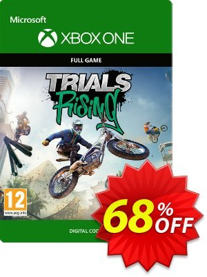 Trials Rising Xbox One 프로모션 코드 Trials Rising Xbox One Deal 프로모션: Trials Rising Xbox One Exclusive offer for iVoicesoft