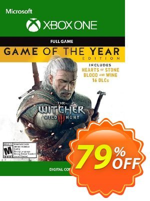 The Witcher 3 Wild Hunt - Game of the Year Edition Xbox One discount coupon The Witcher 3 Wild Hunt - Game of the Year Edition Xbox One Deal - The Witcher 3 Wild Hunt - Game of the Year Edition Xbox One Exclusive offer for iVoicesoft