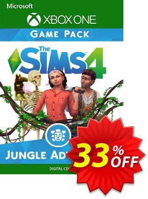 The Sims 4: Jungle Adventure Xbox One discount coupon The Sims 4: Jungle Adventure Xbox One Deal - The Sims 4: Jungle Adventure Xbox One Exclusive offer for iVoicesoft