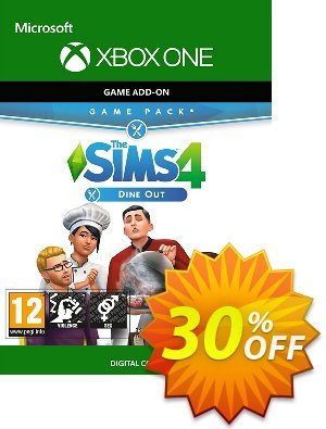The Sims 4 - Dine Out Game Pack Xbox One discount coupon The Sims 4 - Dine Out Game Pack Xbox One Deal - The Sims 4 - Dine Out Game Pack Xbox One Exclusive offer for iVoicesoft