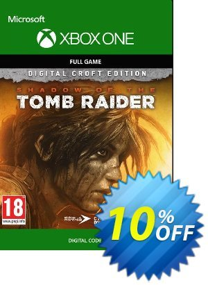 Shadow of the Tomb Raider Croft Edition Xbox One discount coupon Shadow of the Tomb Raider Croft Edition Xbox One Deal - Shadow of the Tomb Raider Croft Edition Xbox One Exclusive offer for iVoicesoft