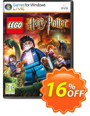 Lego Harry Potter Years 5-7 (PC) Coupon, discount Lego Harry Potter Years 5-7 (PC) Deal. Promotion: Lego Harry Potter Years 5-7 (PC) Exclusive offer for iVoicesoft