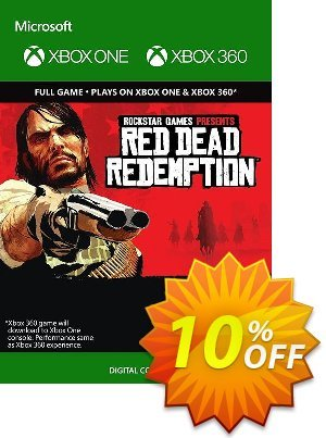 Red Dead Redemption Xbox 360/Xbox One discount coupon Red Dead Redemption Xbox 360/Xbox One Deal - Red Dead Redemption Xbox 360/Xbox One Exclusive offer for iVoicesoft