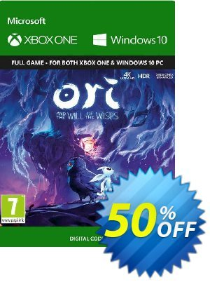 Ori & the Will of the Wisps Xbox One / PC 優惠券,折扣碼 Ori & the Will of the Wisps Xbox One / PC Deal,促銷代碼: Ori & the Will of the Wisps Xbox One / PC Exclusive offer for iVoicesoft