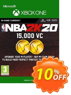 NBA 2K20: 15,000 VC Xbox One discount coupon NBA 2K20: 15,000 VC Xbox One Deal - NBA 2K20: 15,000 VC Xbox One Exclusive offer for iVoicesoft